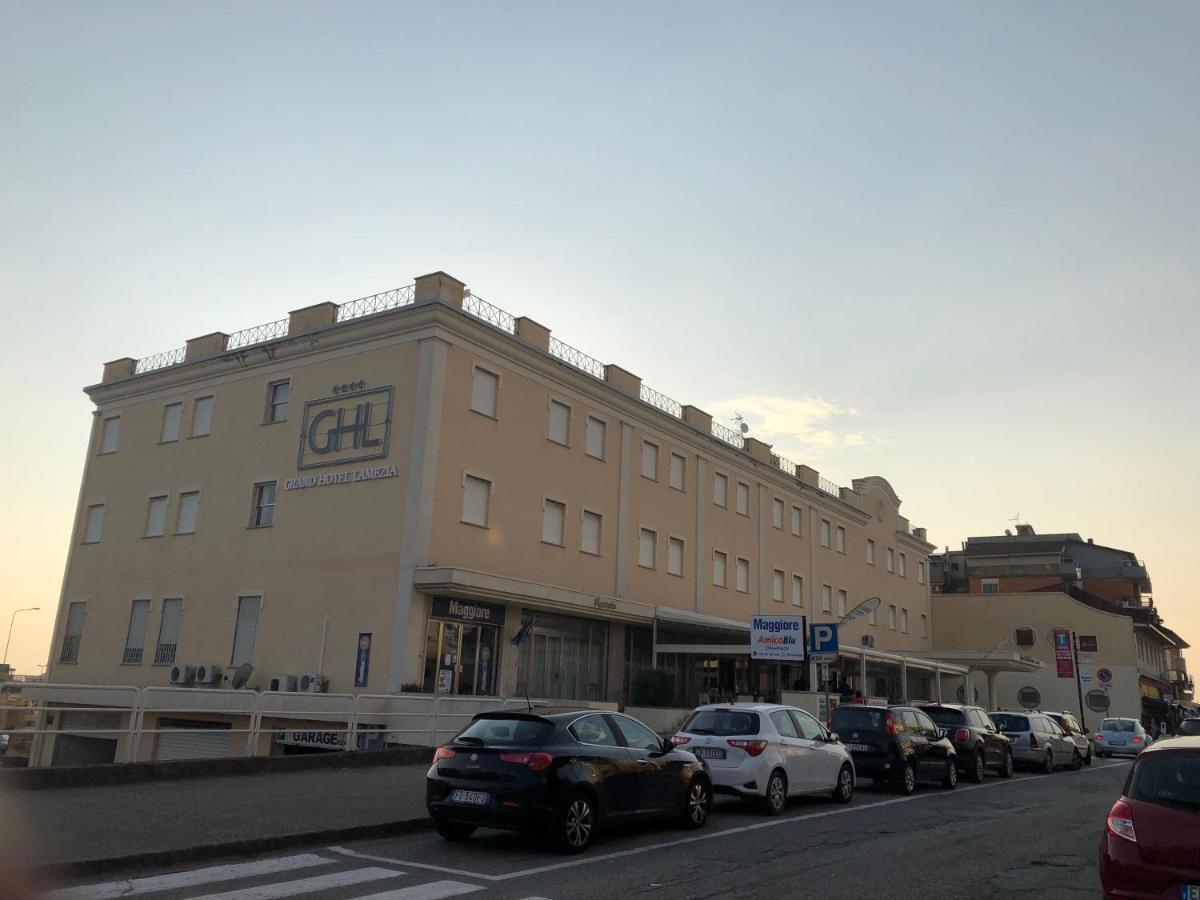 Отель  Grand Hotel Lamezia