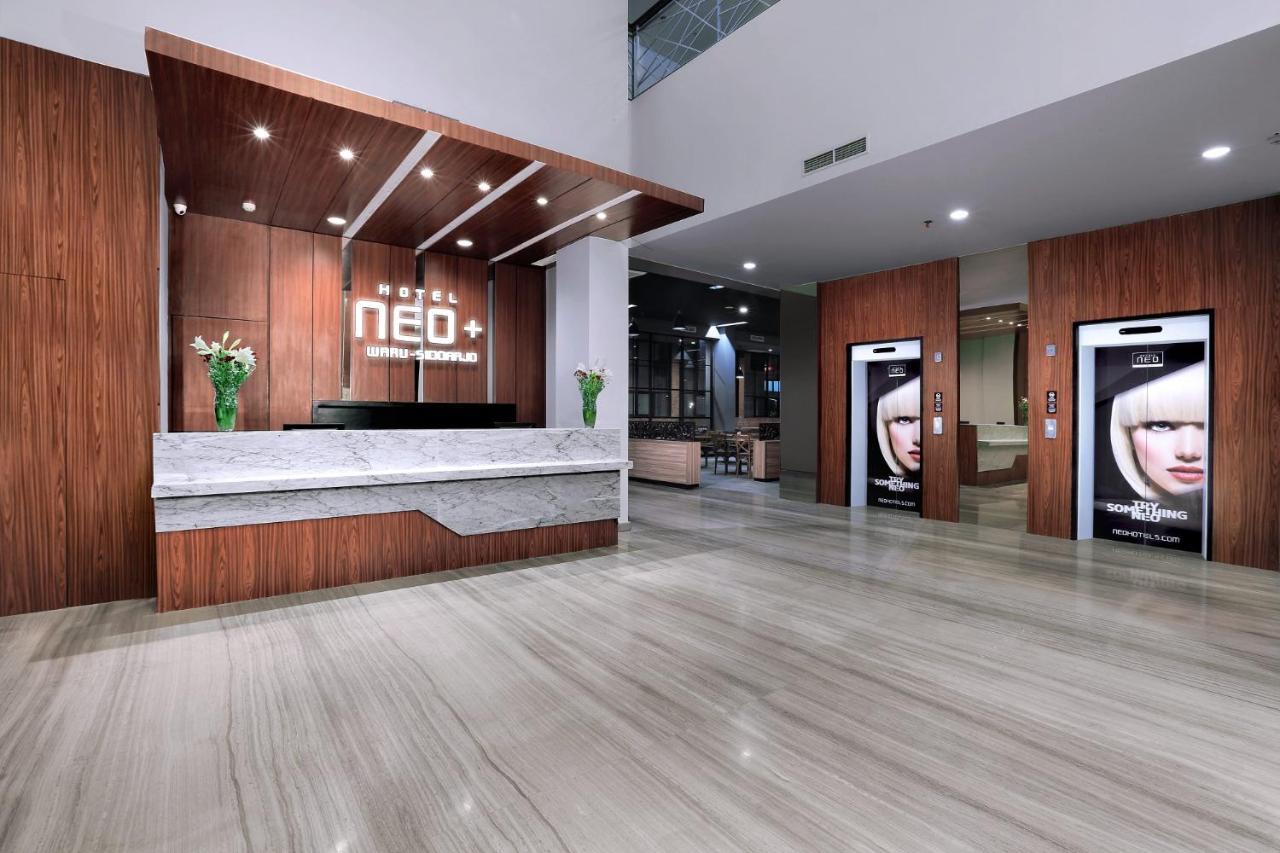 Отель  NEO+ Waru - Sidoarjo  - отзывы Booking