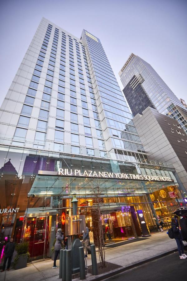 Hotel Riu Plaza New York Times Ny