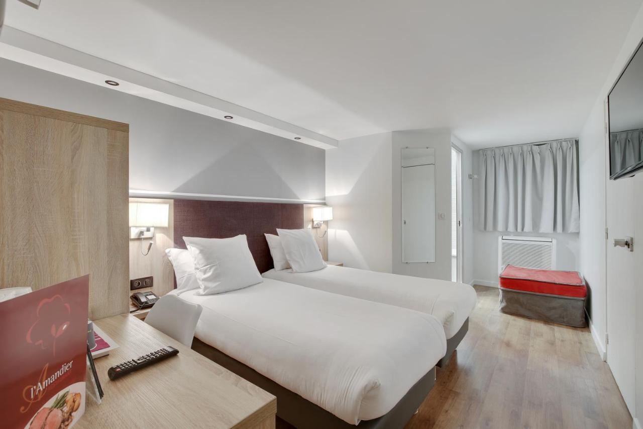 Hôtel lAmandier, Nanterre – Precios actualizados 2019