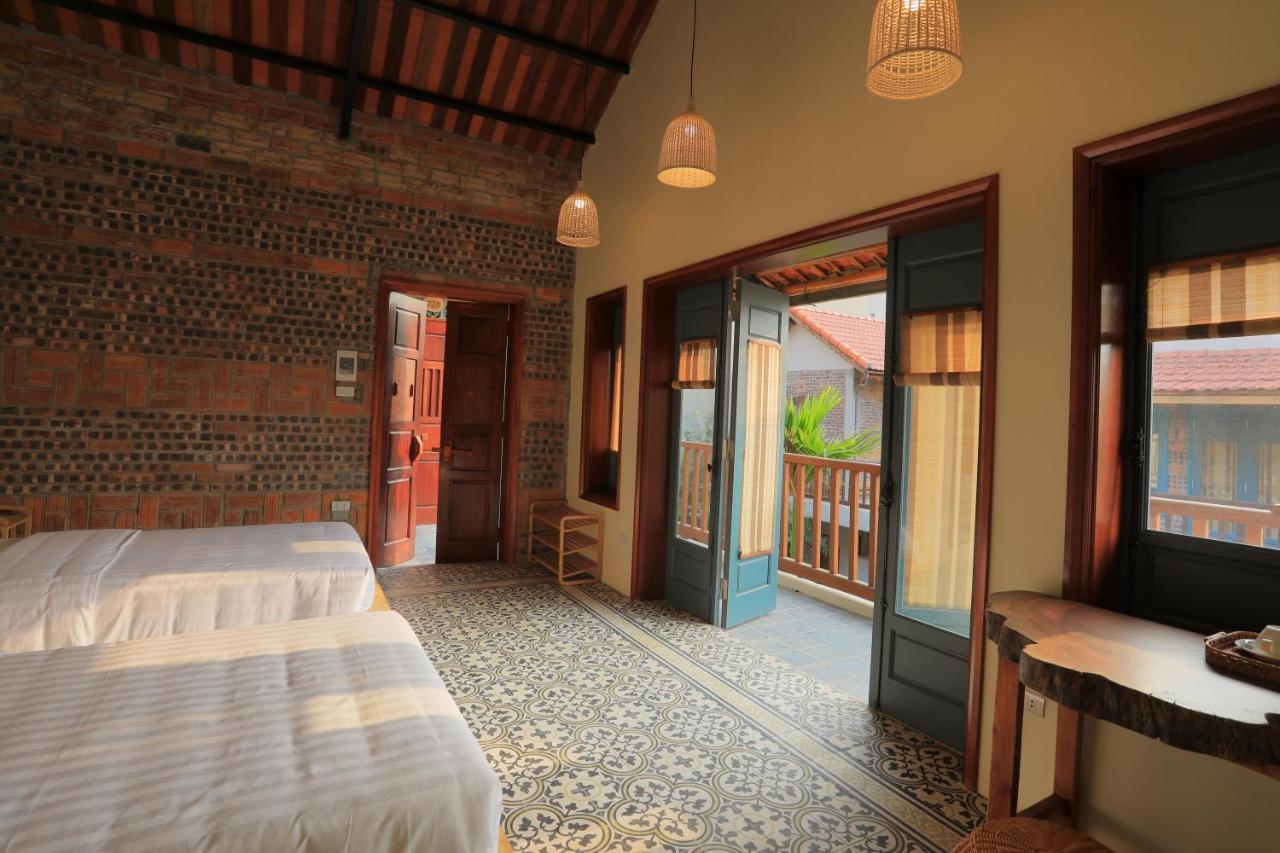 Отель  Little Tam Coc