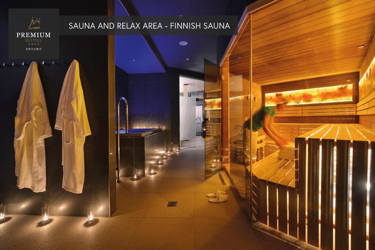 Отель  PREMIUM Wellness & Wine Hotel Znojmo