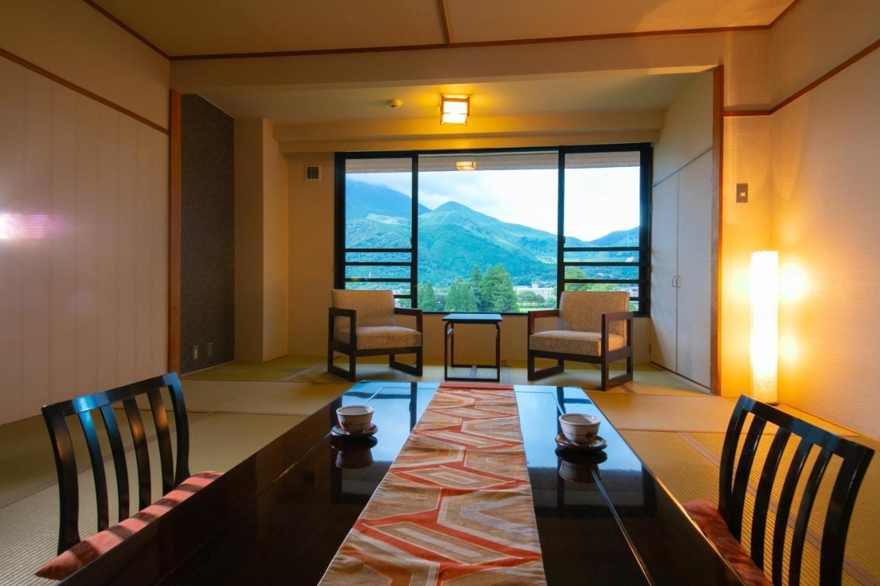 記念日におすすめのレストラン・ゆふいん 山水館の写真3