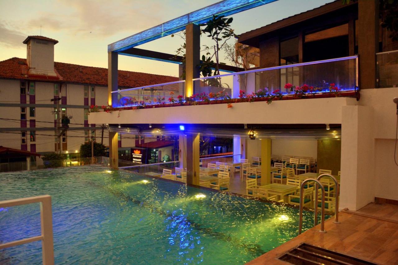 Фото  Отель  Beach Corridor Hotel & SPA