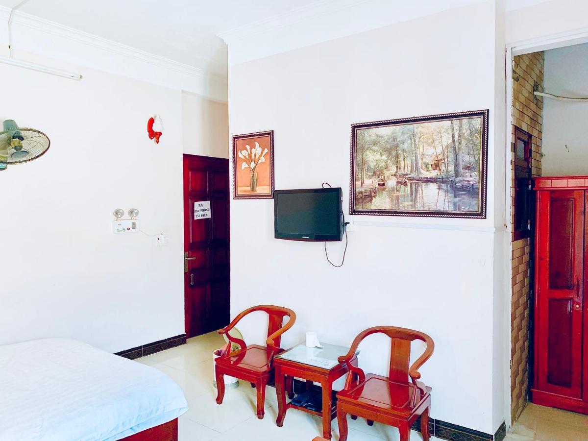 Отель типа «постель и завтрак»  Nhà Nghỉ Quỳnh Vân