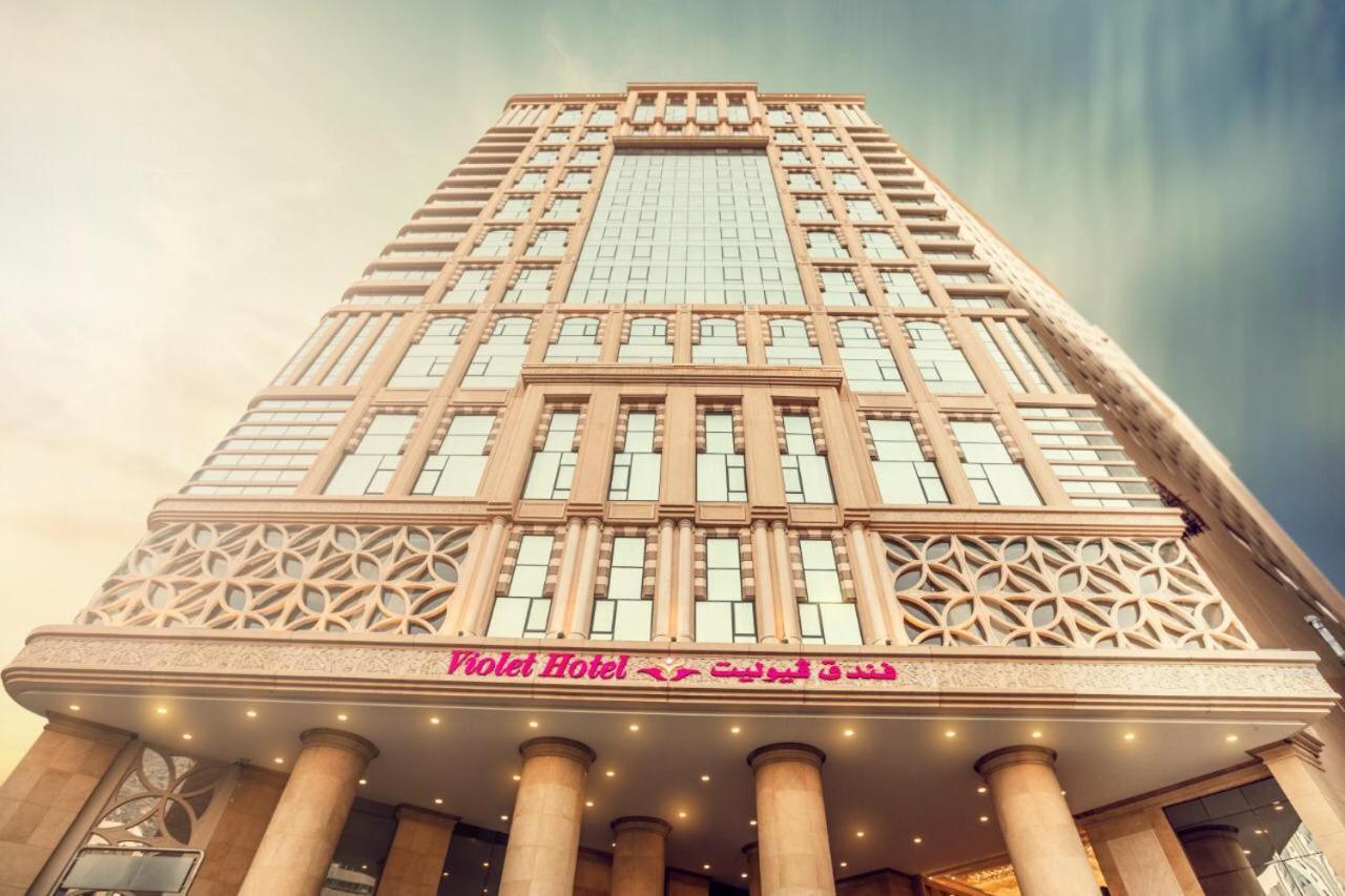 Отель  Violet Al Azizia Hotel