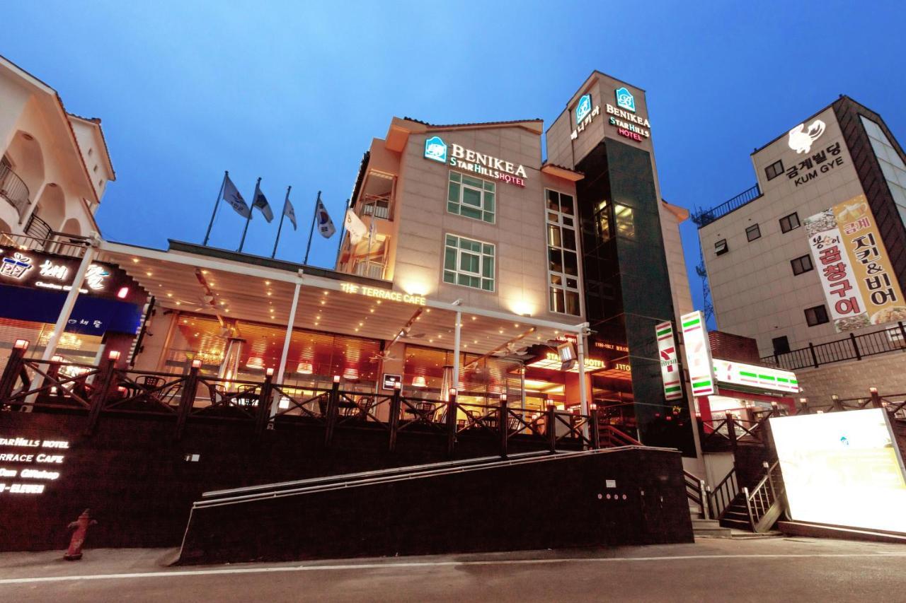 Отель  Benikea Starhills Hotel