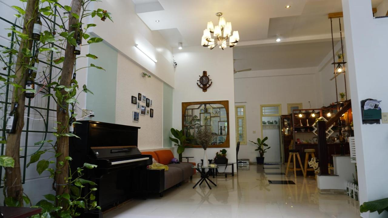 Дом для отпуска  Nhà Xanh Lá - The Green House