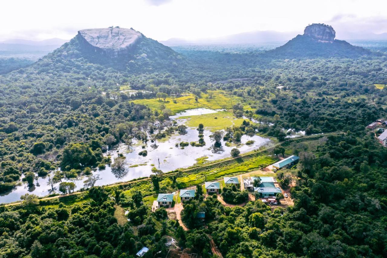 Курортный отель  Sigiriya King's Resort