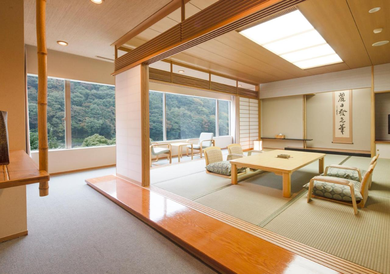 hakone hotel with private onsen