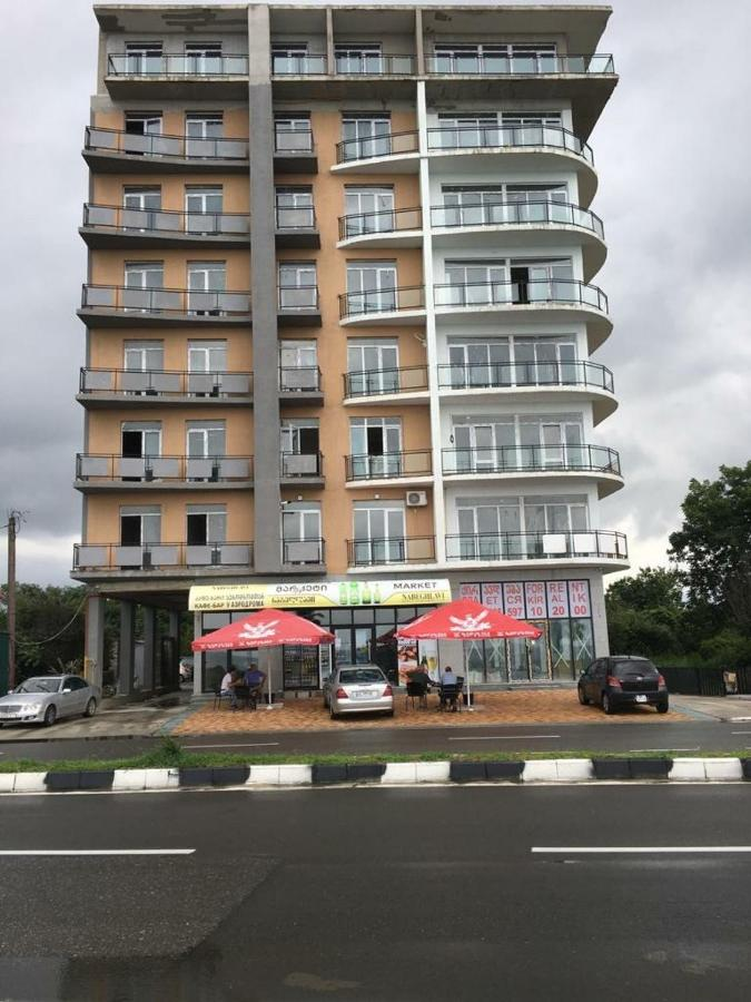 Апартаменты/квартира Шерифа Химшиашвили 74