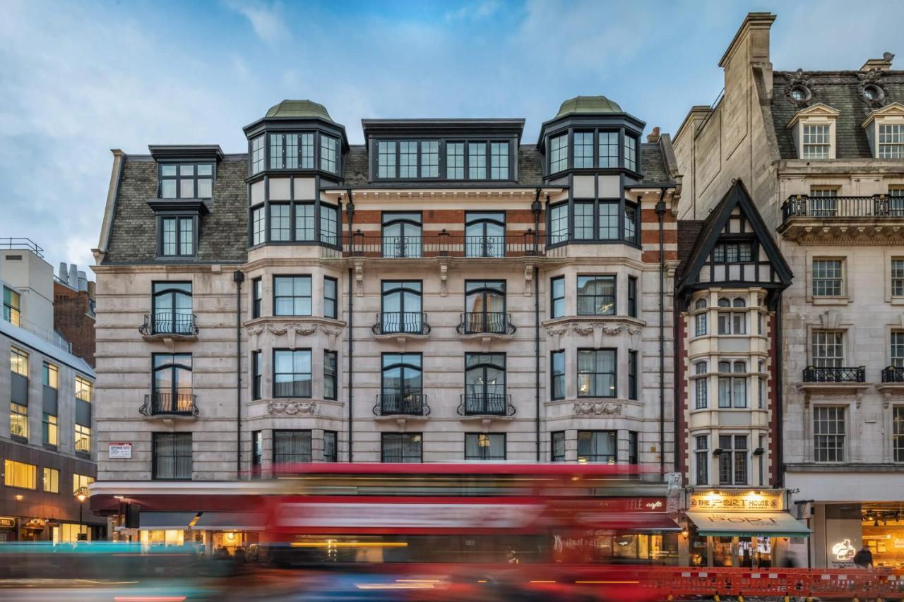Отель  Отель  The Nadler Covent Garden