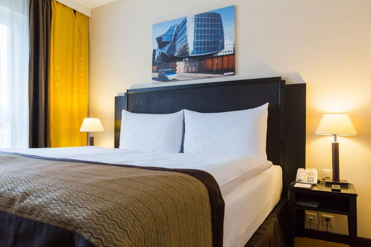 Отель  Hotel Euler Basel