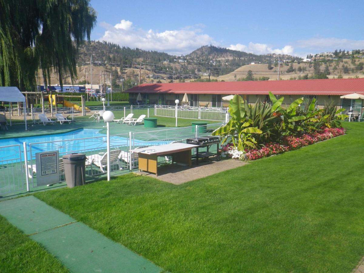 Отель  Okanagan Seasons Resort