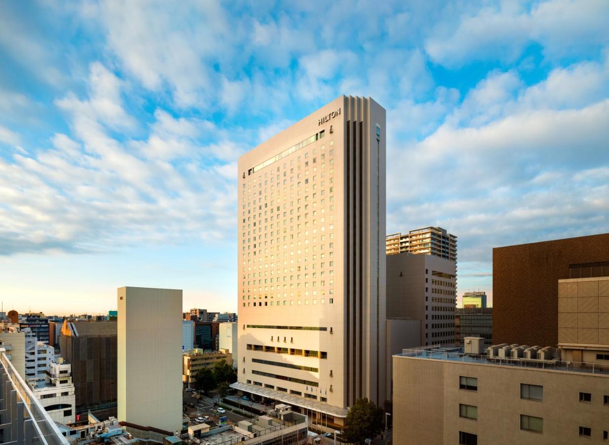 記念日におすすめのホテル・ヒルトン名古屋の写真1