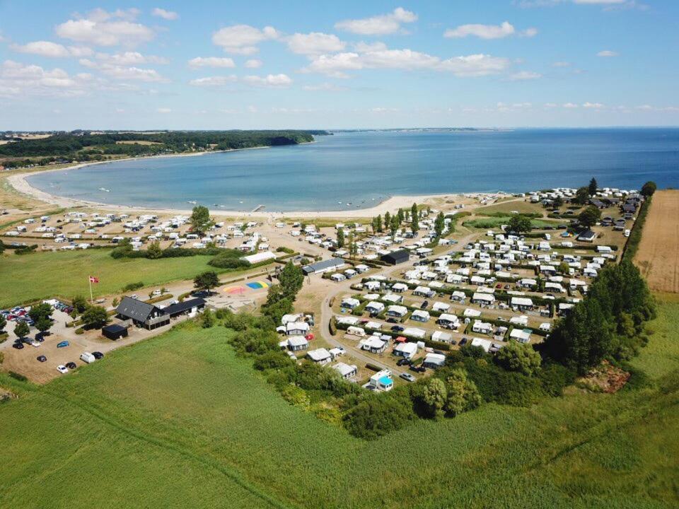 Кемпинг Vikær Strand Camping & Cottages