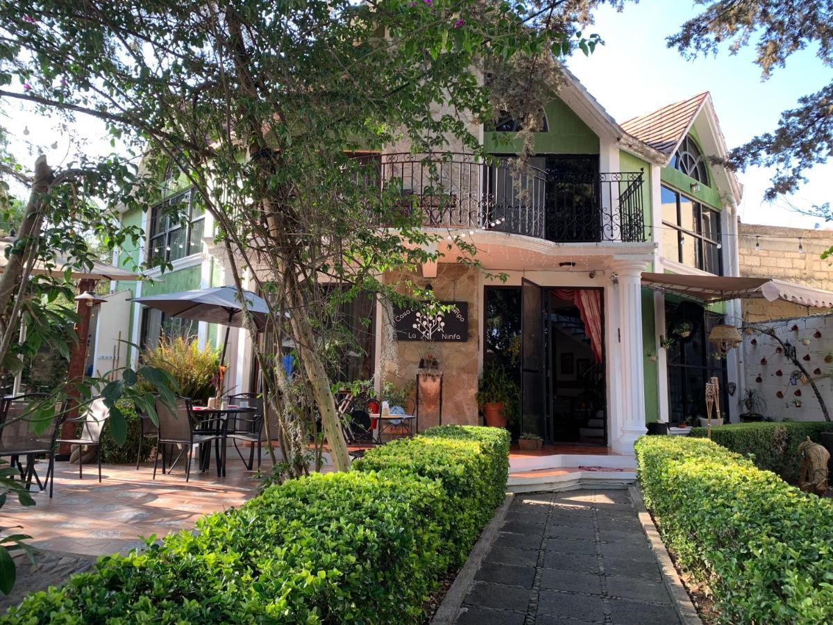 Гостевой дом  Casa De Campo Huasca