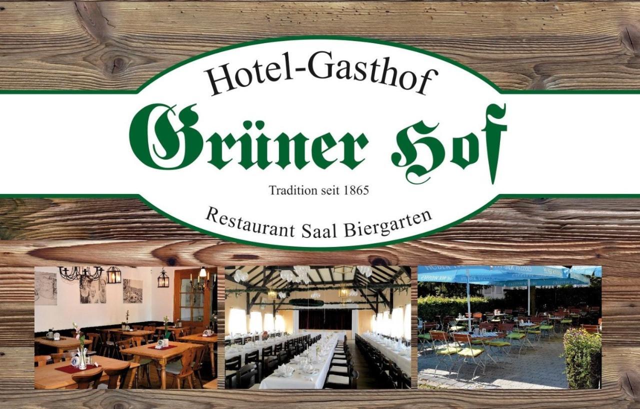 Hotel-Gasthof Grüner Hof (Deutschland Freising) - Booking.com