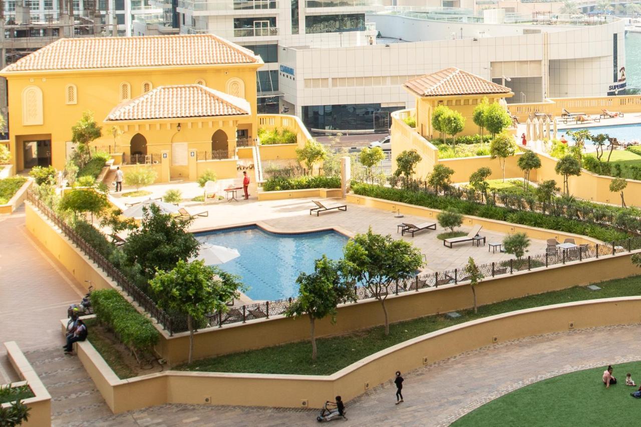 Апартаменты/квартиры  Jumeirah Beach Residence - One Perfect Stay