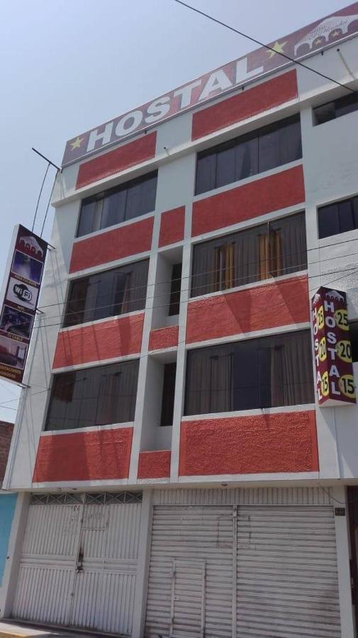 Отель для свиданий  Отель для свиданий  Hostal El Mirador