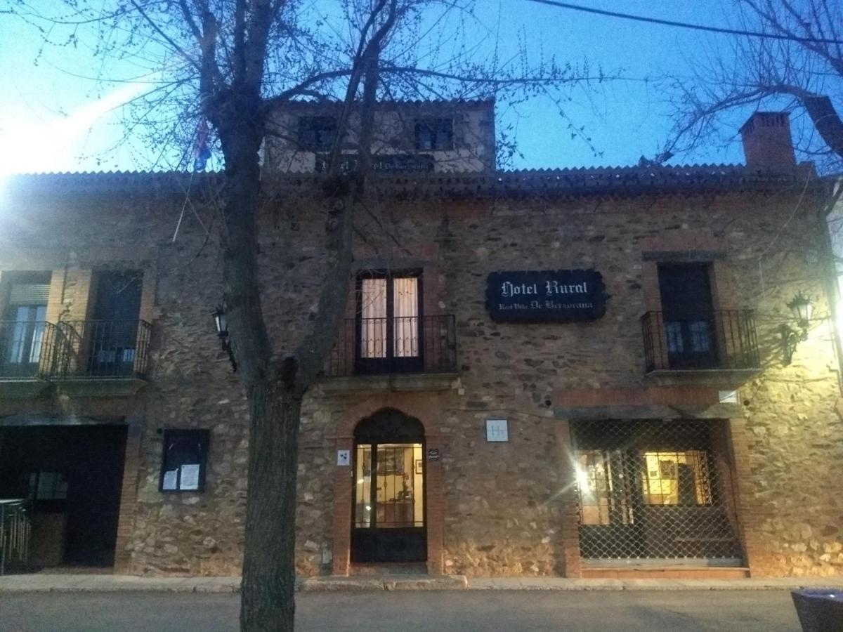 Отель  Hotel Villa De Berzocana