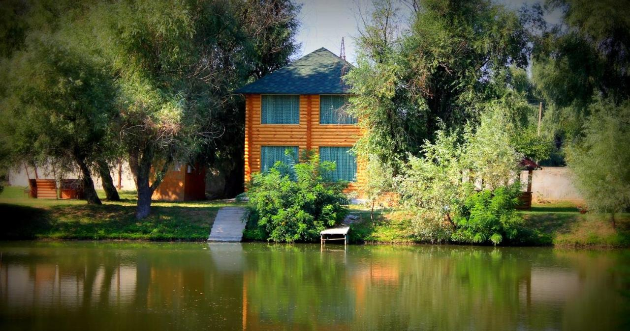 Комплекс для отдыха  База отдыха Дунай