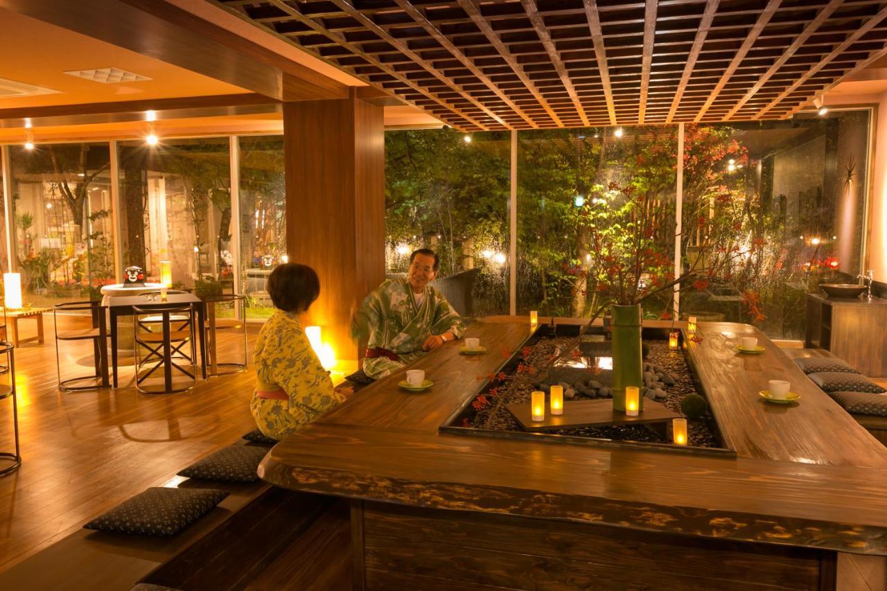 記念日におすすめのレストラン・阿蘇内牧温泉 湯巡追荘の写真5