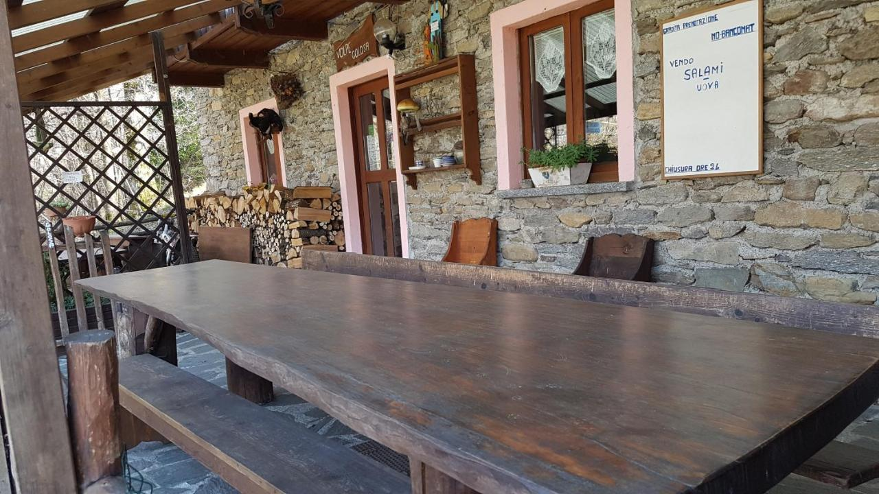 Agriturismo Volpe Golosa Morbegno Italy Booking Com