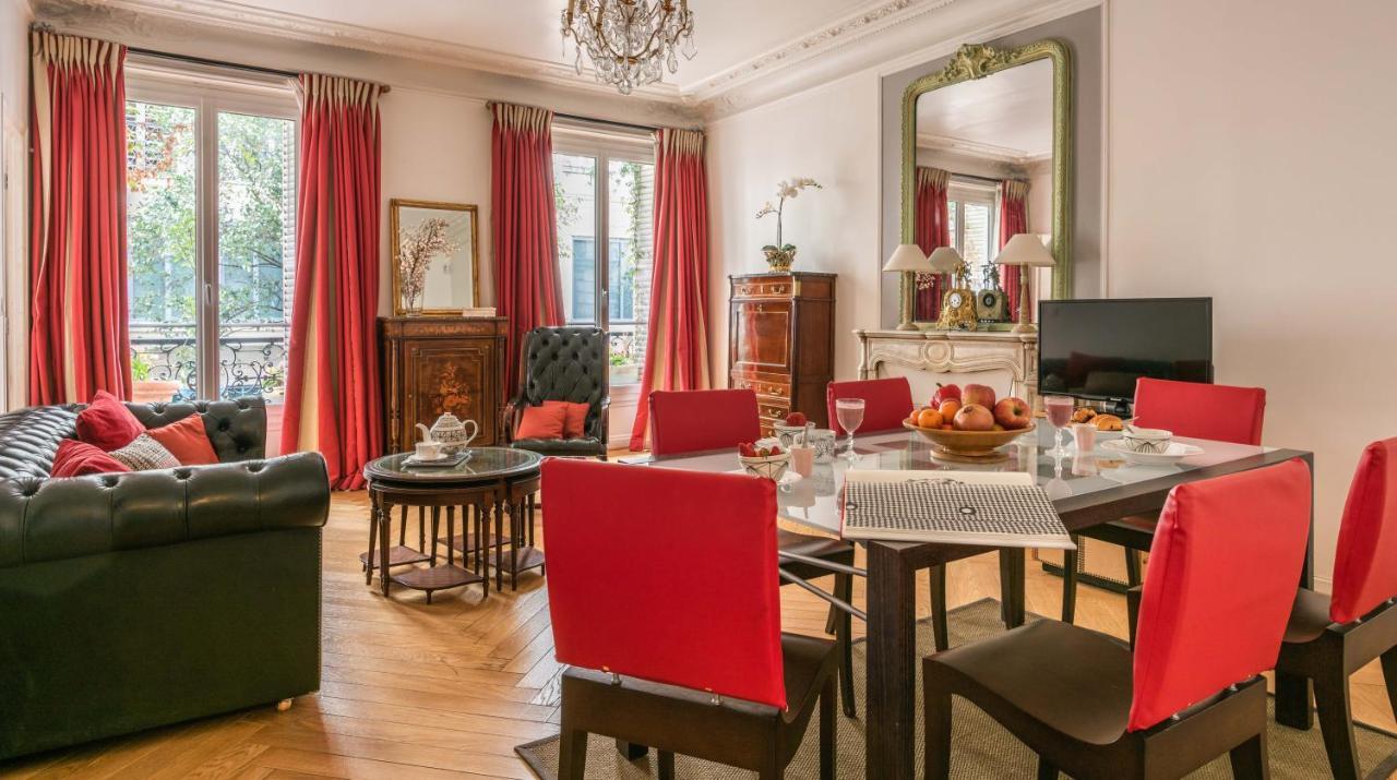 Апартаменты/квартиры  Paris Historic Marais Montorgueil
