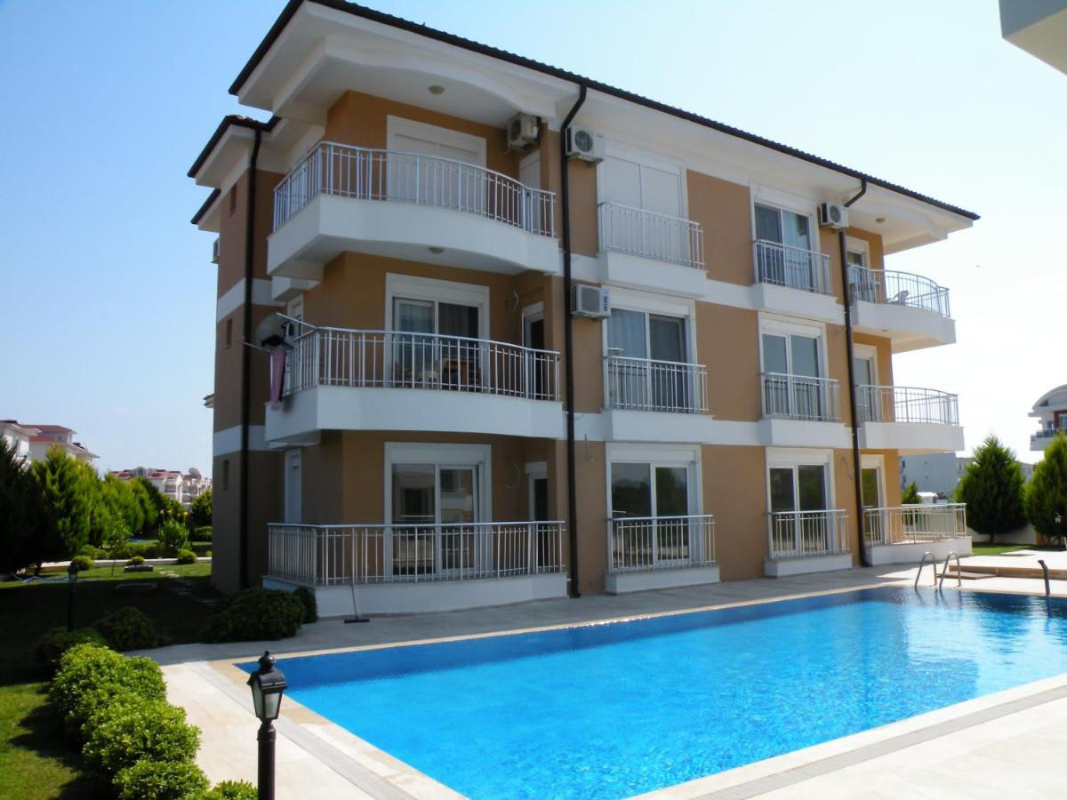 Апартаменты/квартира  Antalya Belek Sama Golf Apart 2 Second Floor Pool View 2 Bedrooms