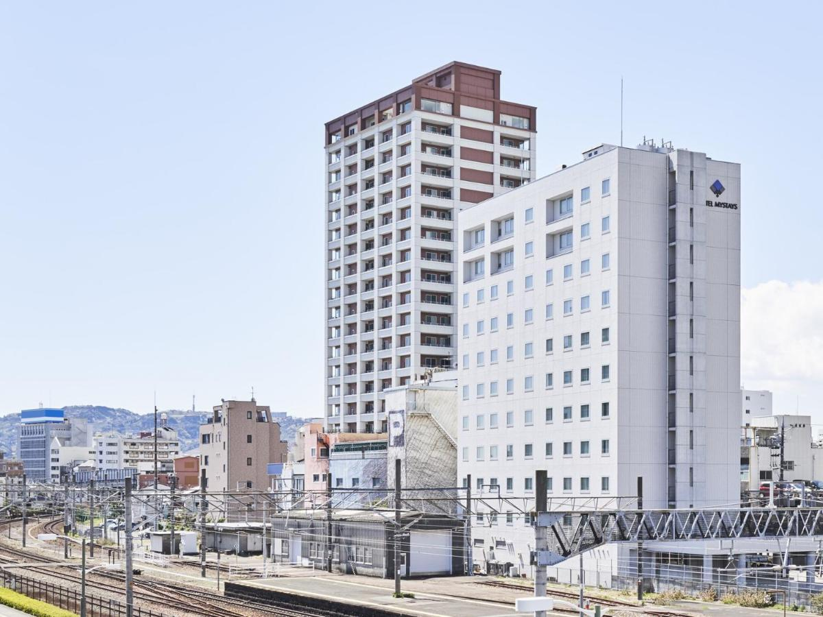 Отель  HOTEL MYSTAYS Shimizu