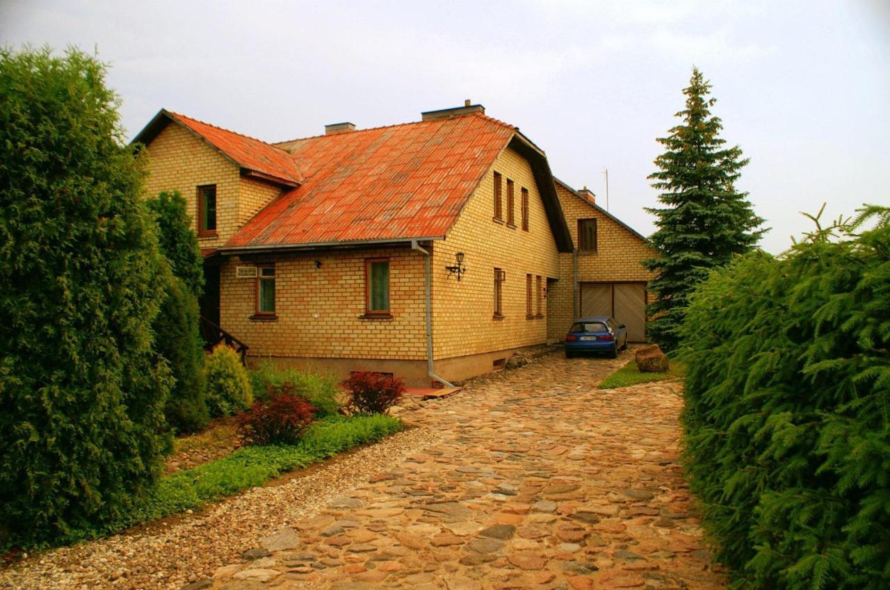 Загородный дом  Prie Upes