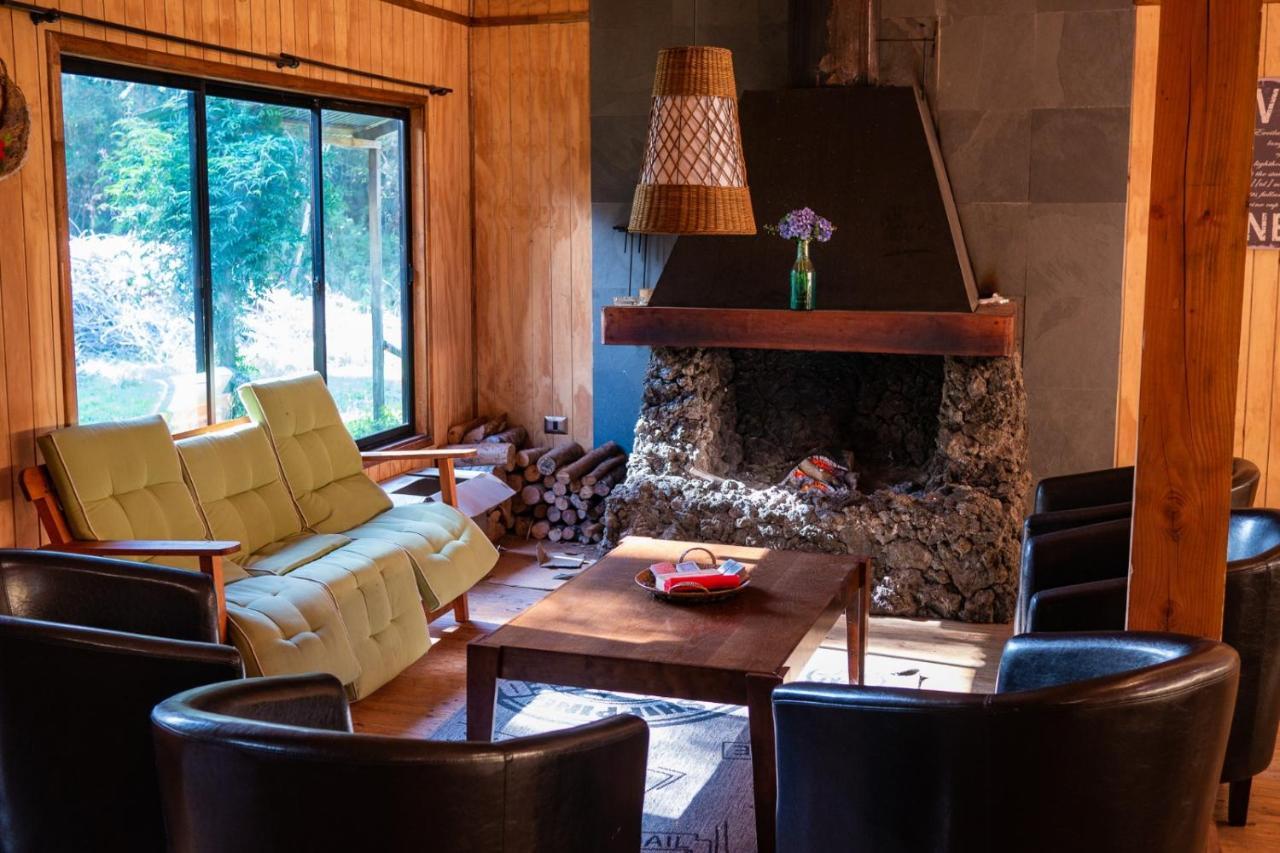 Фото  Лодж  Chimanga En La Patagonia Lodge