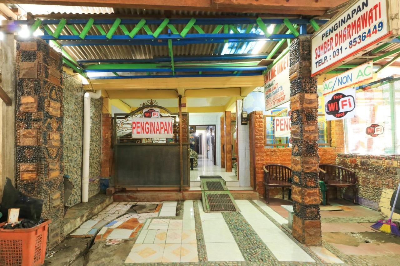 Проживание в семье  Dharmawati Homestay Syariah at Terminal Purabaya  - отзывы Booking