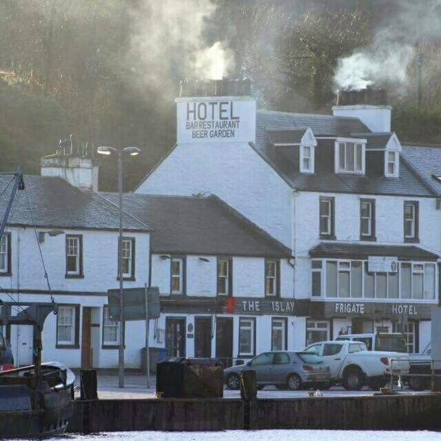 Отель  Islay Frigate Hotel
