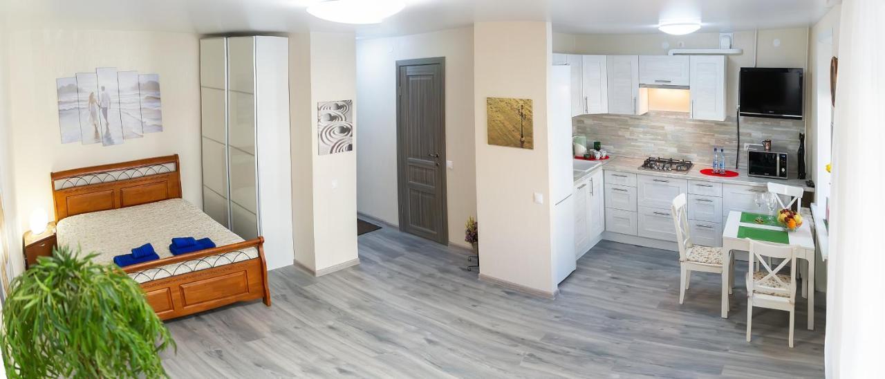 Апартаменты/квартира  Апартаменты в свмом центре города Некрасова 31  - отзывы Booking