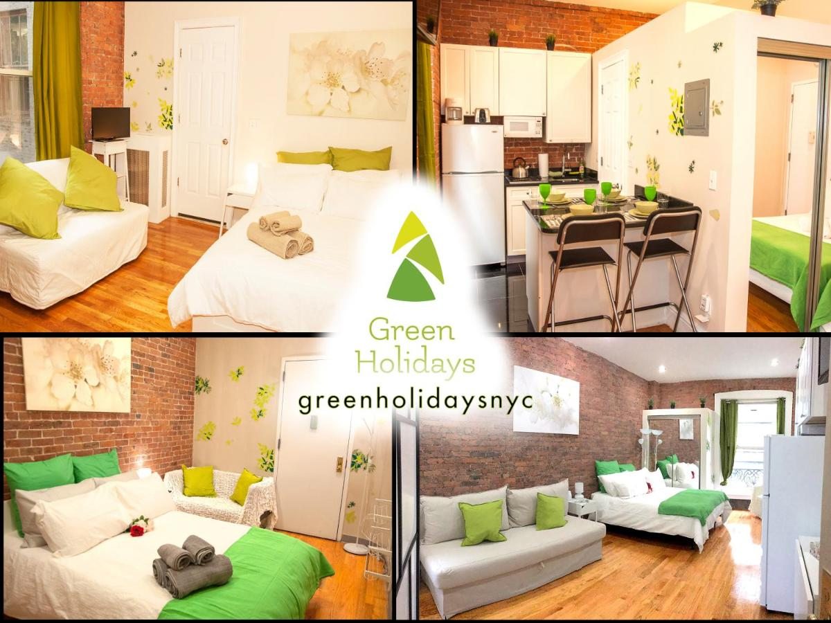 Апартаменты  Green Holidays Apartments