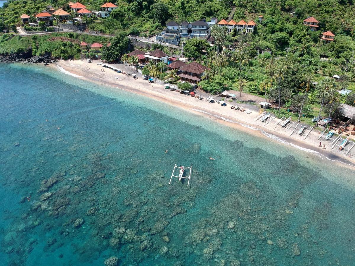 melhor hotel Bali Amed