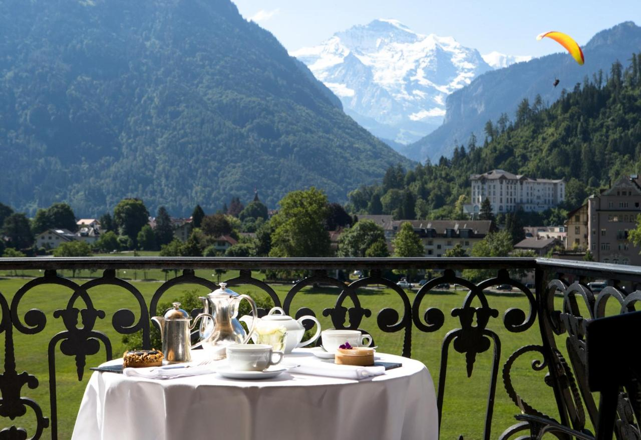 Victoria Jungfrau Hotel Interlaken Switzerland Booking Com