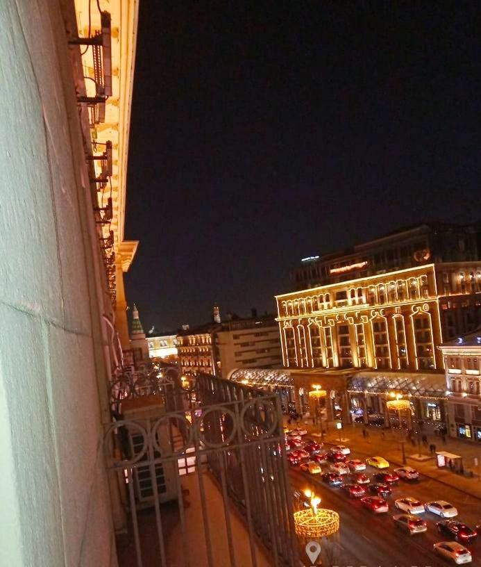 Апартаменты/квартиры  Apartment On Tverskaya 4