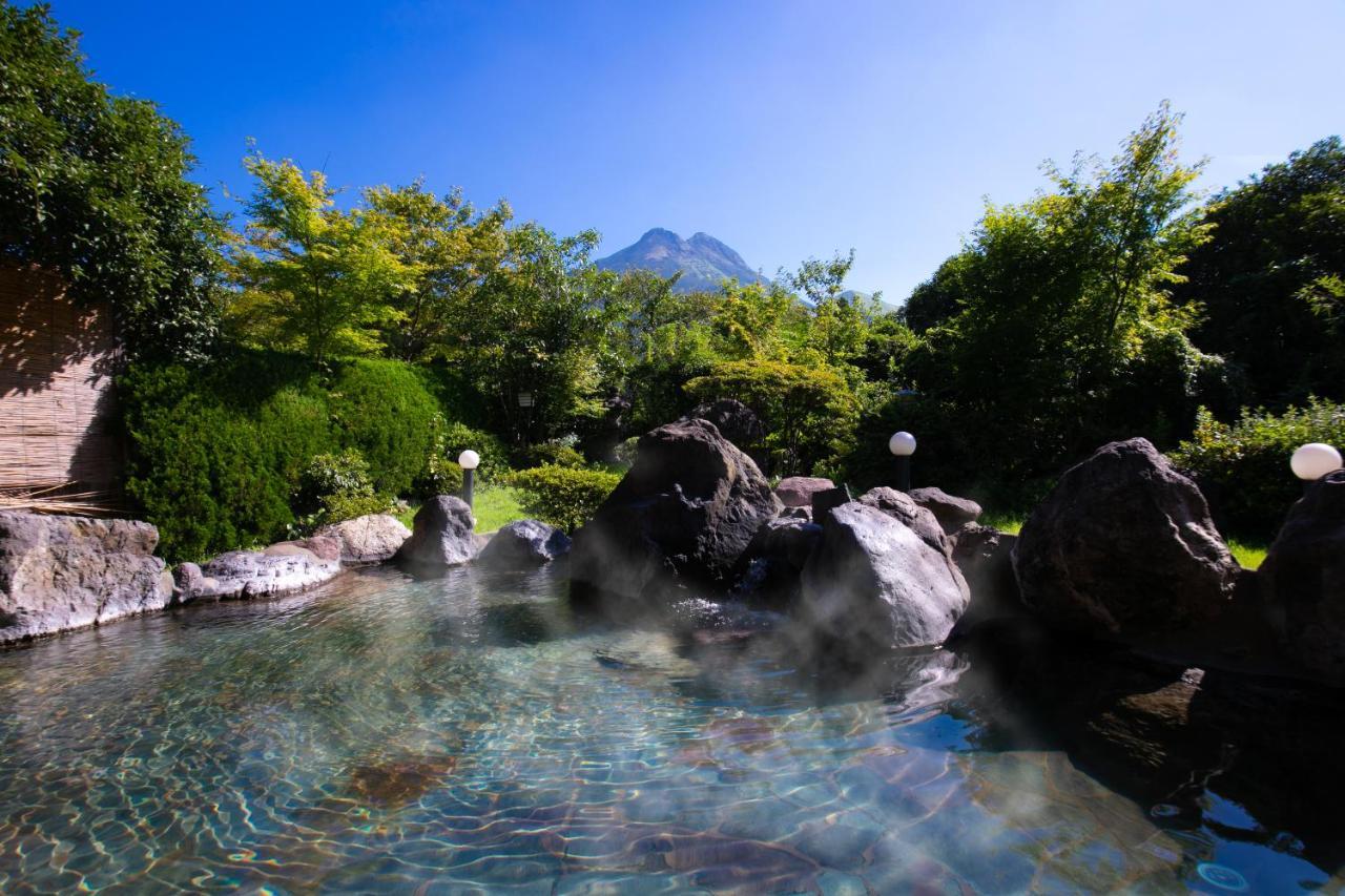 記念日におすすめのホテル・ゆふいん 山水館の写真1