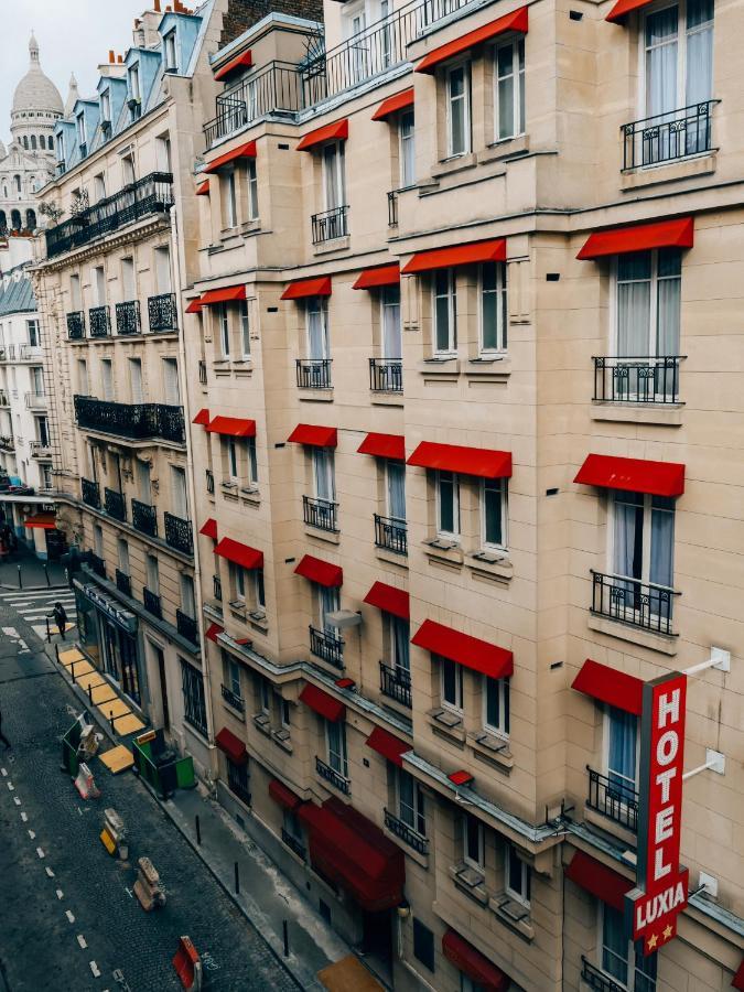 Готель Luxia париж авіа