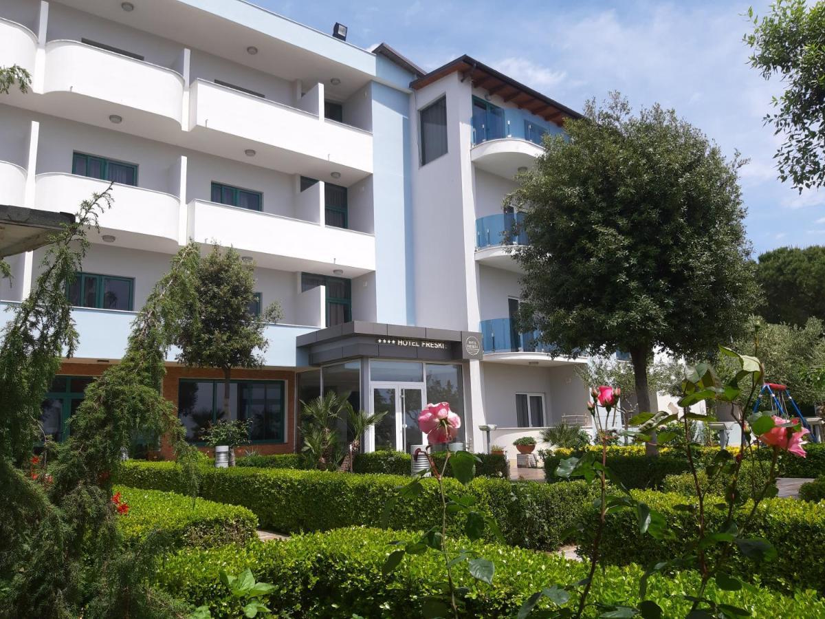 Отель  Hotel Freskia