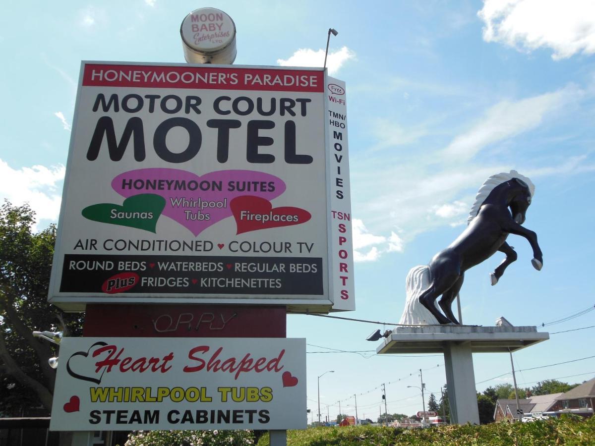 Мотель  Мотель  Motor Court Motel
