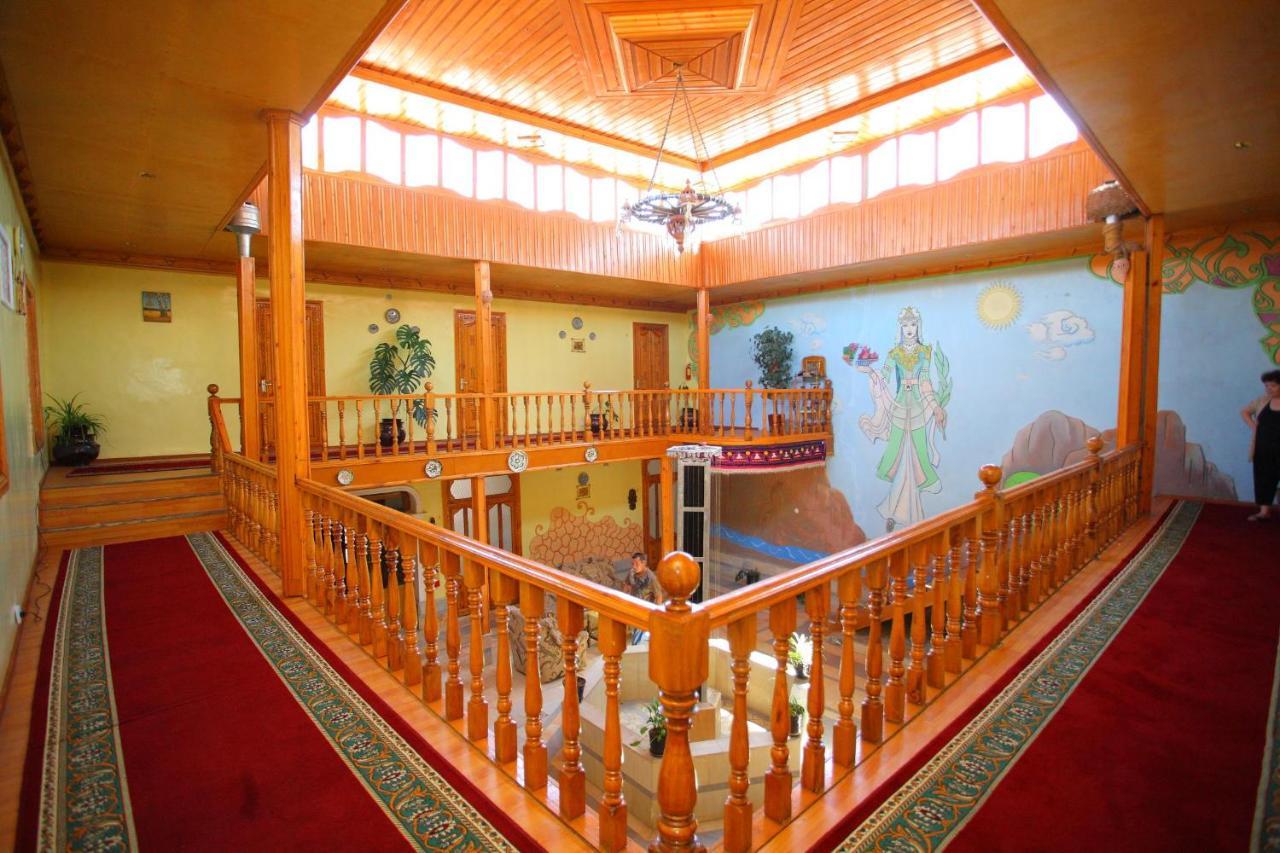Отель типа «постель и завтрак»  Ark Samarkand Hotel
