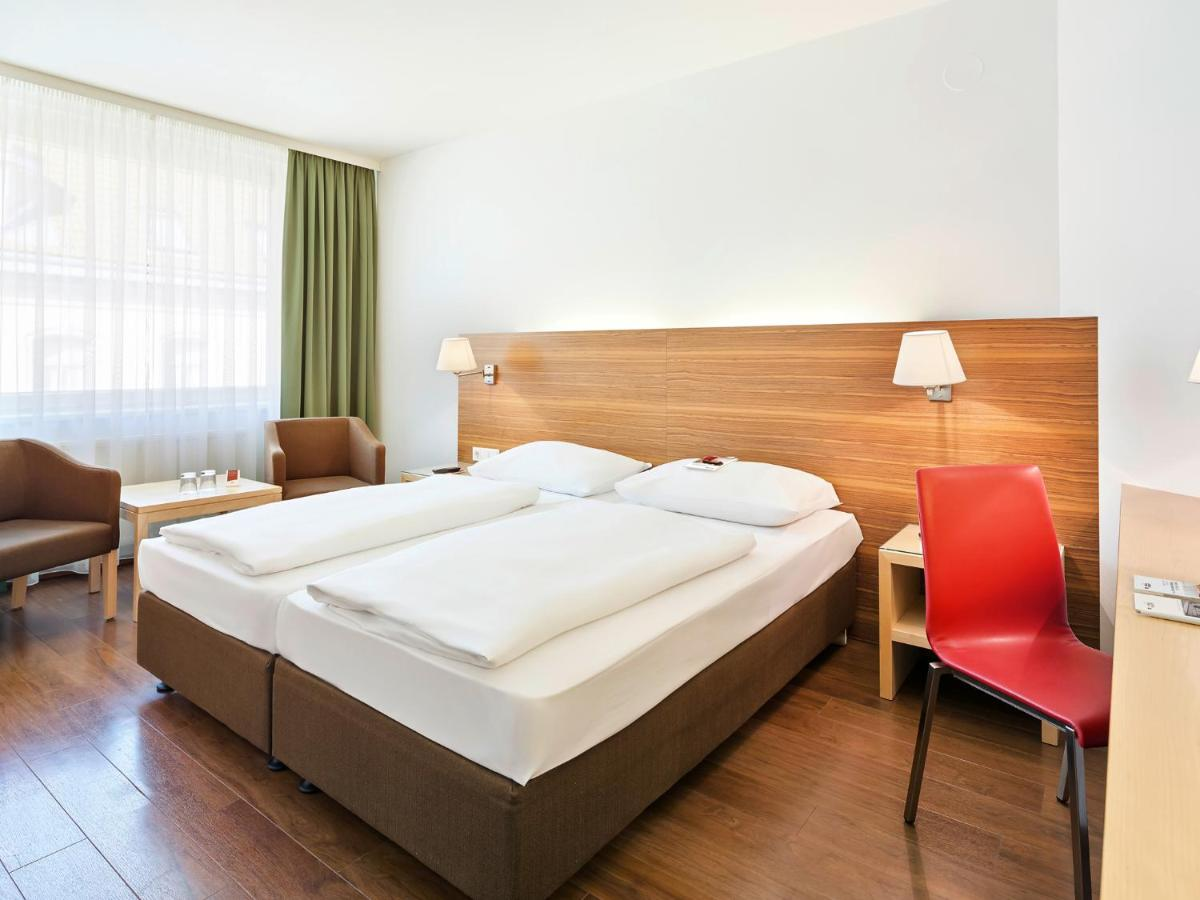 Отель  Austria Trend Hotel Beim Theresianum Wien