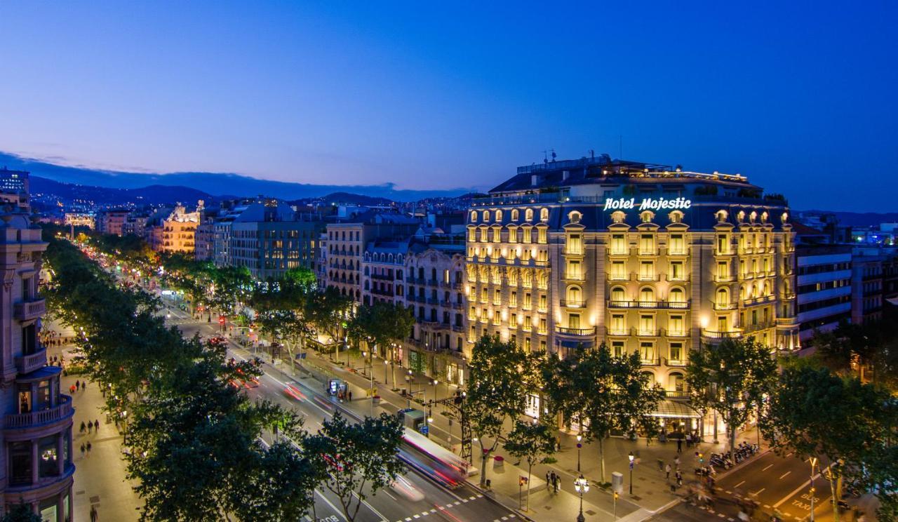 巴塞隆納top5酒店Majestic Hotel & Spa Barcelona GL