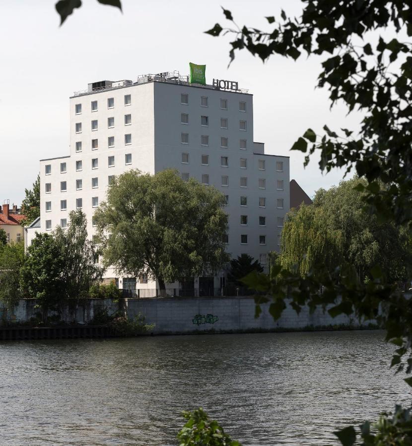 Отель  Отель  Ibis Styles Berlin Treptow