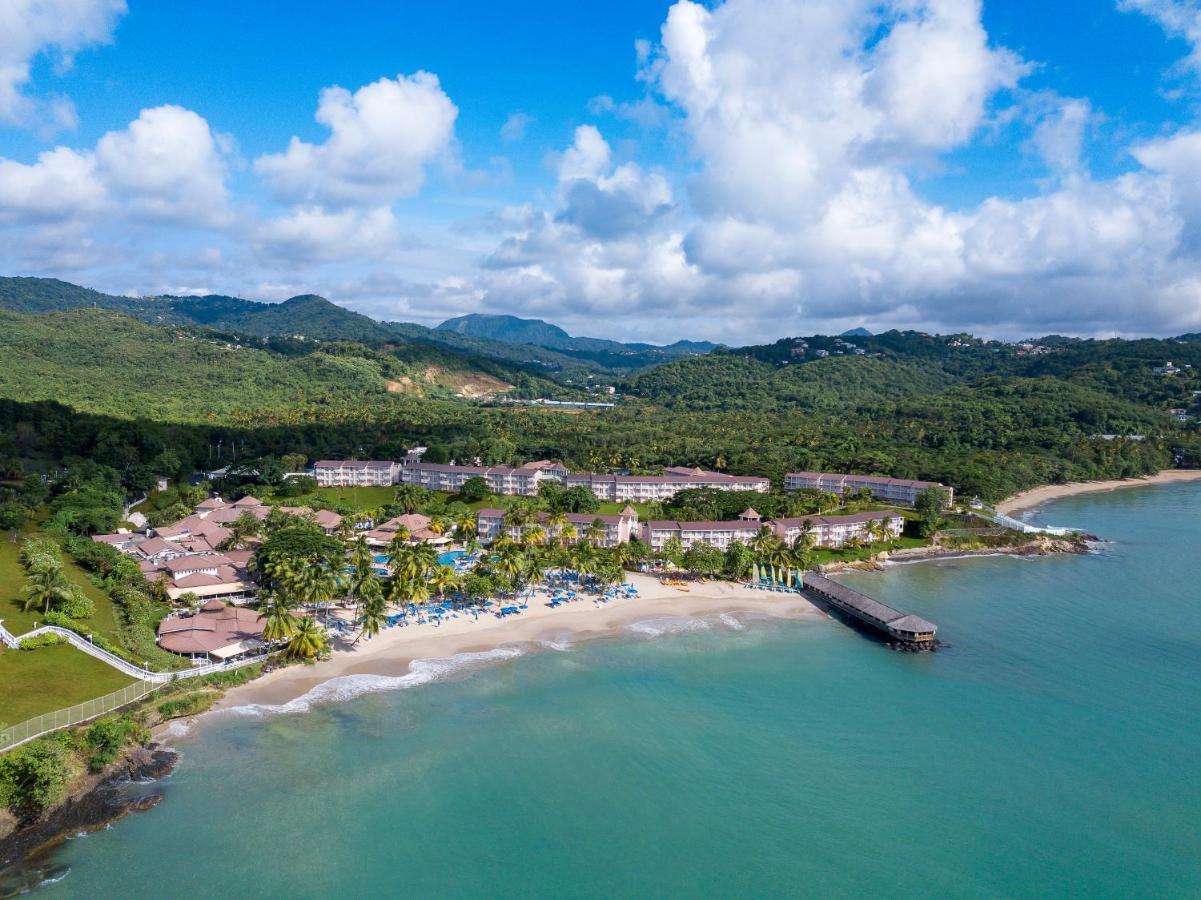 Stjames Morgan Bay Resort Gros Islet