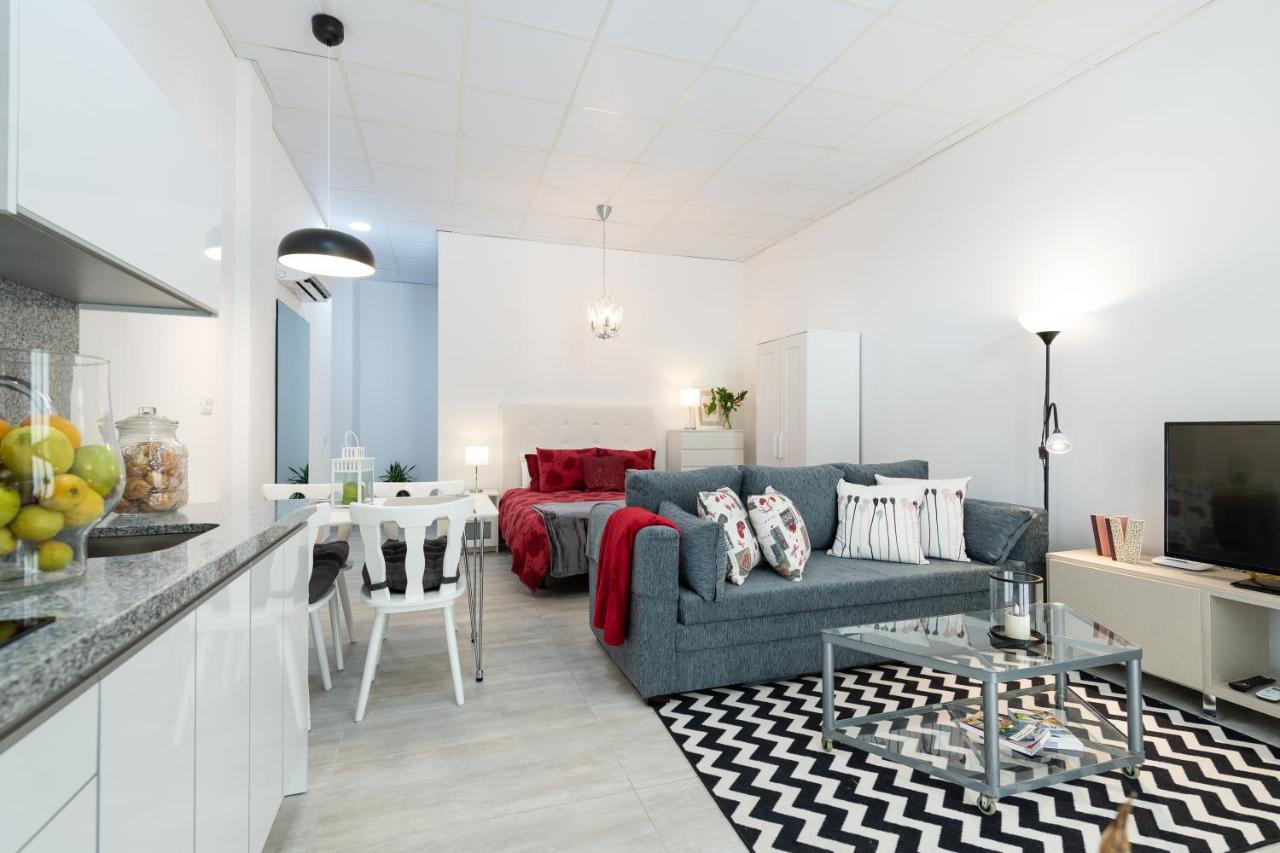 Апартаменты  Apartamento La Diana 1B Agaete